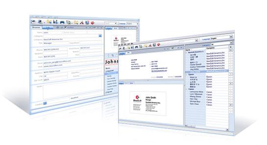 Presto! BizCard Reader 6, the Global Business Card Management Solution