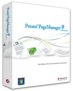 Presto! PageManager 9 Professional Edition