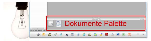 dokumente scannen vom drucker