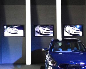 汽車展示中心應用成功案例